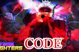 Code Anime Fighters Simulator mới nhất và cách nhập code