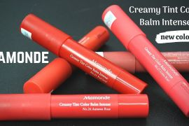 Review Son Mamonde Creamy Tint Color Balm Intense