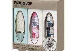 Review Son PAUL & JOE LIPSTICK N TRIO