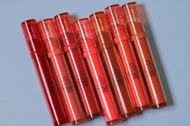 Review Son 3CE Flash Lip Tint: Siêu lỳ, bóng lấp lánh