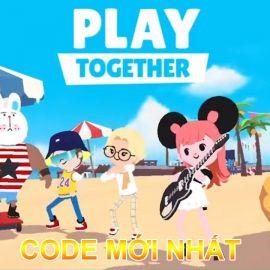 Code Play Together mới nhất và cách nhập code
