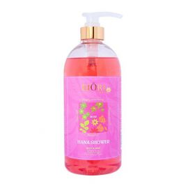 Review sữa tắm hoa hồng RIORI Gel Rose