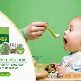 Cốm dinh dưỡng dành cho trẻ ăn dặm, biếng ăn tinh chất CHÙM NGÂY 100%