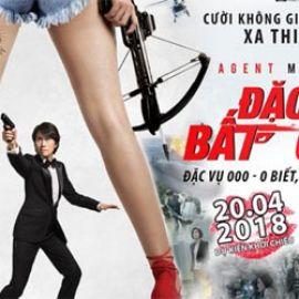 Review phim Đặc Vụ Bất Chấp (Agent Mr. Chan)