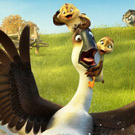 Review phim Ngỗng Vịt Phiêu Lưu Ký (Duck Duck Goose)