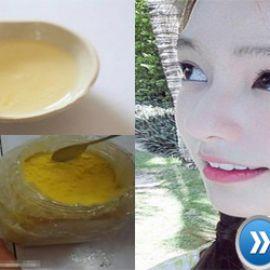 Hướng dẫn cách sử dụng lòng trắng trứng và mật ong dưỡng da