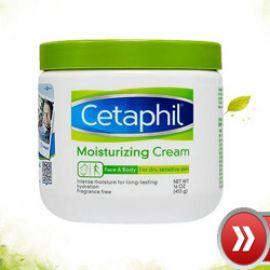 Review kem dưỡng ẩm Cetaphil có tốt không?