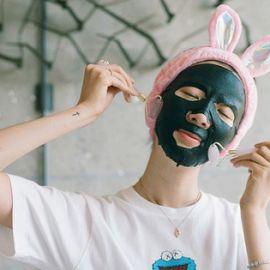 Cách đắp mặt nạ giấy của Irene Kim giúp da căng mọng