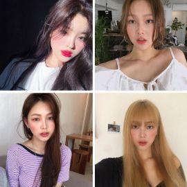 Cập nhật ngay xu hướng kiểu makeup Hàn Quốc má hồng nước trái cây