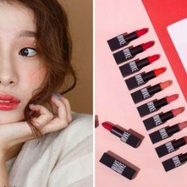 Top 3 thương hiệu son Hàn Quốc có thể bạn chưa biết