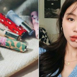 Top 3 thỏi son có trang trí đẹp đến từ Hàn Quốc