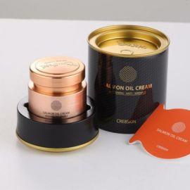 Review kem dưỡng da chiết xuất cá hồi Salmon oil cream cao cấp