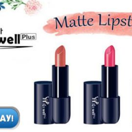 Review son It's Well Plus Unlimited Sensual Matte