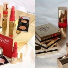 Bobbi Brown Lucky In Luxe Collection với sắc đỏ bắt mắt và thu hút
