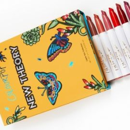 Swatch 14 màu son mới của Colourpop Butterfly Collection