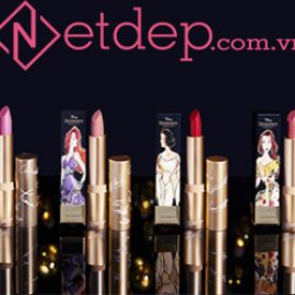Review son Colourpop x Disney Princesses Lux Lipstick