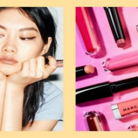 Review son dưỡng Marc Jacobs Enamored Hydrating Lip Gloss Stick