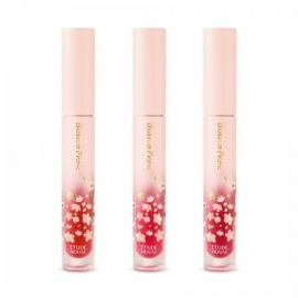 Son Etude House Blossom Picnic Matte Chic Lip Lacquer