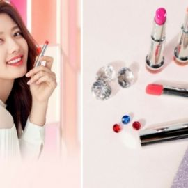 Review son Laneige Stained Glasstick Lipstick son dưỡng có màu