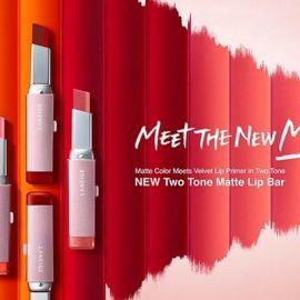 Review son Laneige Two Tone Matte Lip Bar