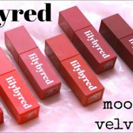 Review son Lilybyred Mood Liar Velvet Tint