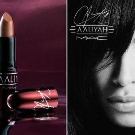 Review son MAC x Aaliyah Lipstick và Lipglass