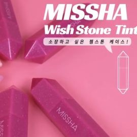 Review son Missha Wish Stone Tint