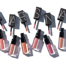 Review son NARSissist Wanted Velvet Lip Glide Set
