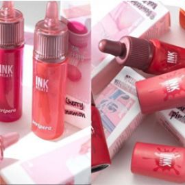 Review son Peripera Ink Velvet và Peripera Ink Gelato Fall Collection Pink Moment