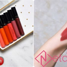 Review 5 màu son đẹp nhất từ BST Sephora Cream Lip Stain