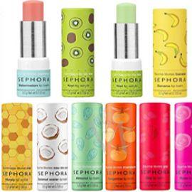 Review son Sephora Lip Balm and Scrub