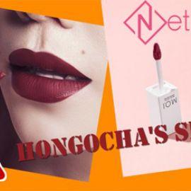BÓC PHỐT SON: M.O.I Cosmetics và son Hongocha's Secret có được như kỳ vọng?