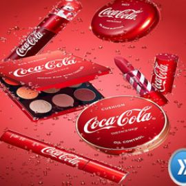 Review BST The Face Shop x Coca Cola vừa mới ra mắt