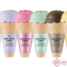 Review Swatch Son The Face Shop Gelato Tint