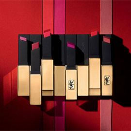 Review son YSL Rouge Pur Couture The Slim Matte Lipstick