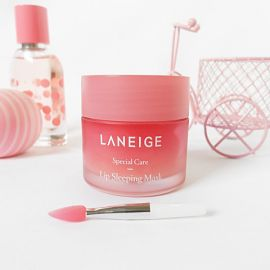 Review Mặt Nạ Ngủ Môi Laneige Lip Sleeping Mask