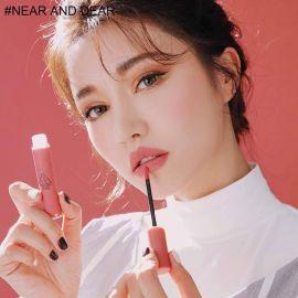 Review son 3CE Velvet Lip Tint Near And Dear Màu Hồng Đất