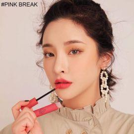 Review Son 3CE Velvet Lip Tint Pink Break Màu Hồng Đào