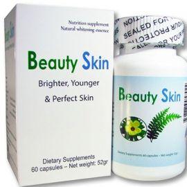 Review sự thật về viên uống trắng da Beauty Skin? Có thực sự tốt?