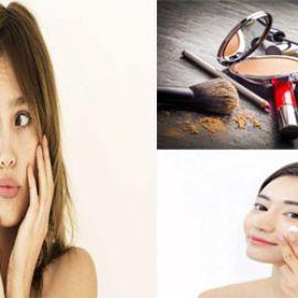 8 thói quen làm đẹp tàn phá nhan sắc của bạn mỗi ngày