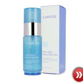 Review xịt khoáng dưỡng ẩm Laneige Water Bank Mineral Skin Mist