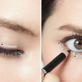 5 Mẹo nhỏ cực nhanh để giúp đôi mắt to tròn long lanh
