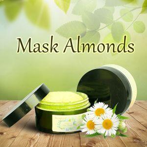 Mặt Nạ Thảo Dược Almonds | Almonds Mask