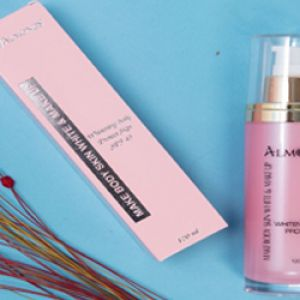 Kem dưỡng da body makeup ban ngày Almonds