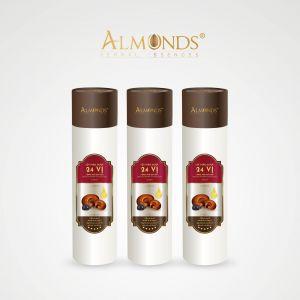 Xông Mặt Thảo Dược Almonds