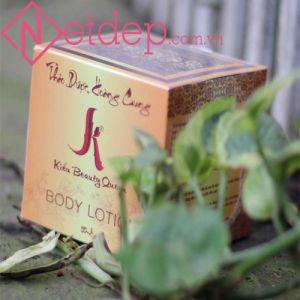 Kem trắng da toàn thân thảo dược Kiều beauty queen (Body Lotion)