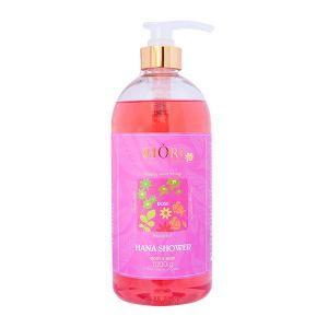 Sữa tắm hương nước hoa Riori Gel Rose