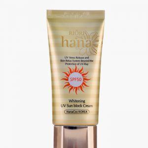 Kem chống nắng RIORI Whitening UV Sun Block Cream