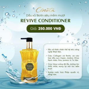 Dầu Xả Cenota Revive Conditioner