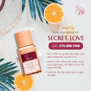 Dưỡng Thể Cenota Secret Love